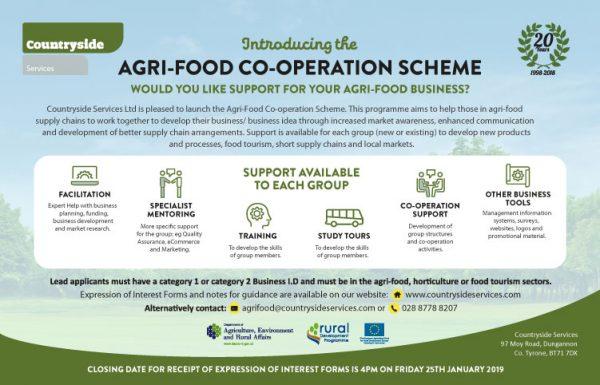Agri Food Co Operation Scheme Image